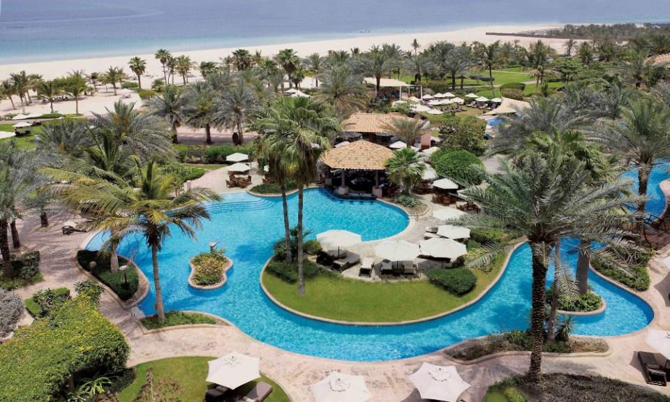 hoteles más lujosos de Dubai: The Ritz
