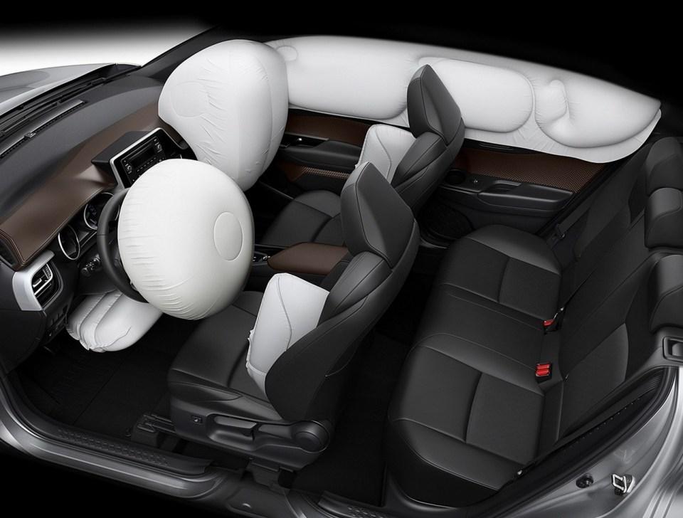 pasos para desactivar un airbag