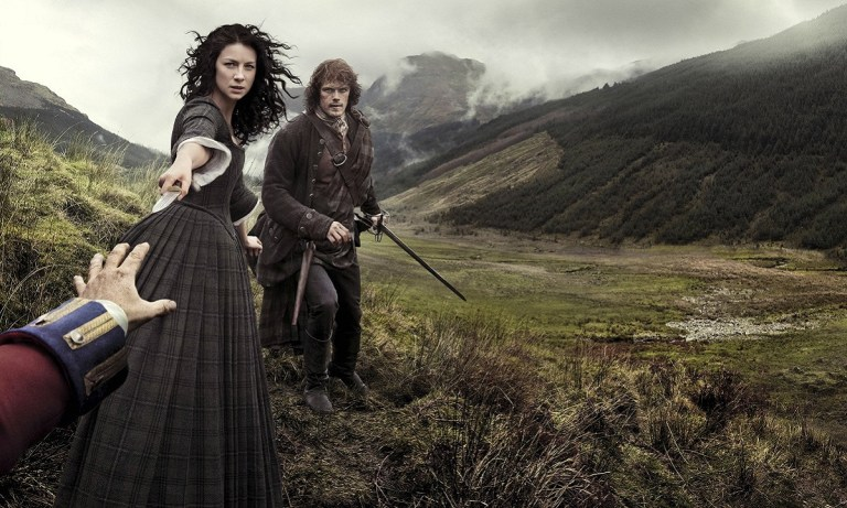 Ruta Outlander en Escocia