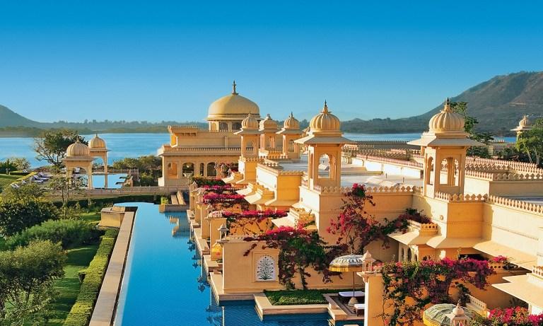 hoteles más lujosos de India
