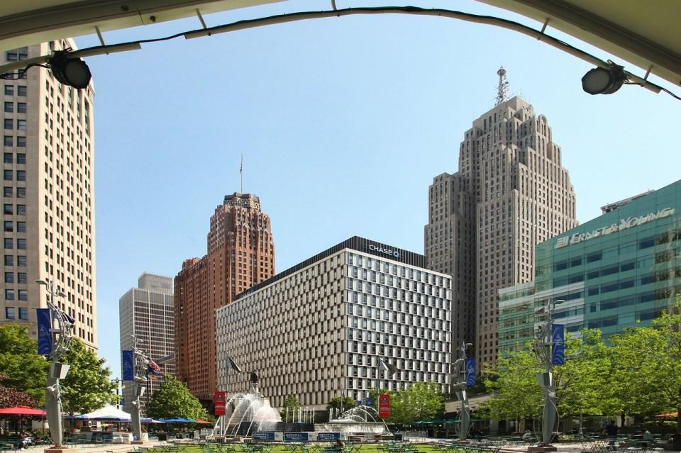 El centro de la ciudad es un punto de interés que debes visitar