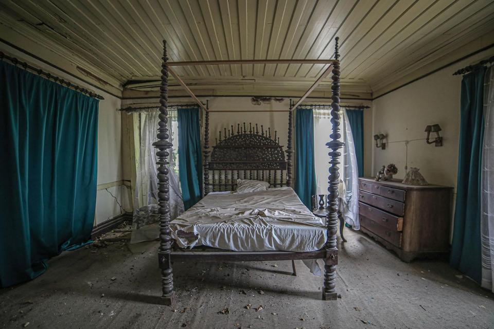 Sanatorio del Santo Ángel lugares abandonados de Madrid
