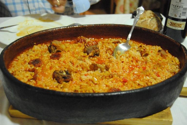 El arroz a la sanabresa es uno de los platos imperdibles de la gastronomía de Zamora