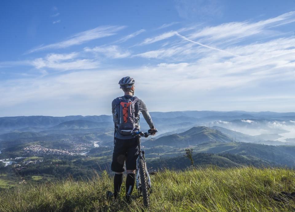 Viajar en bici es más económico