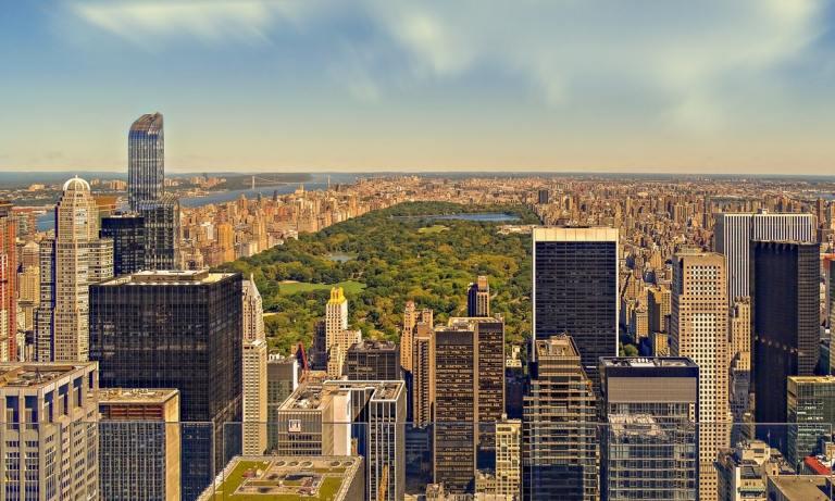 Central Park es el lugar con mayor rodaje de películas