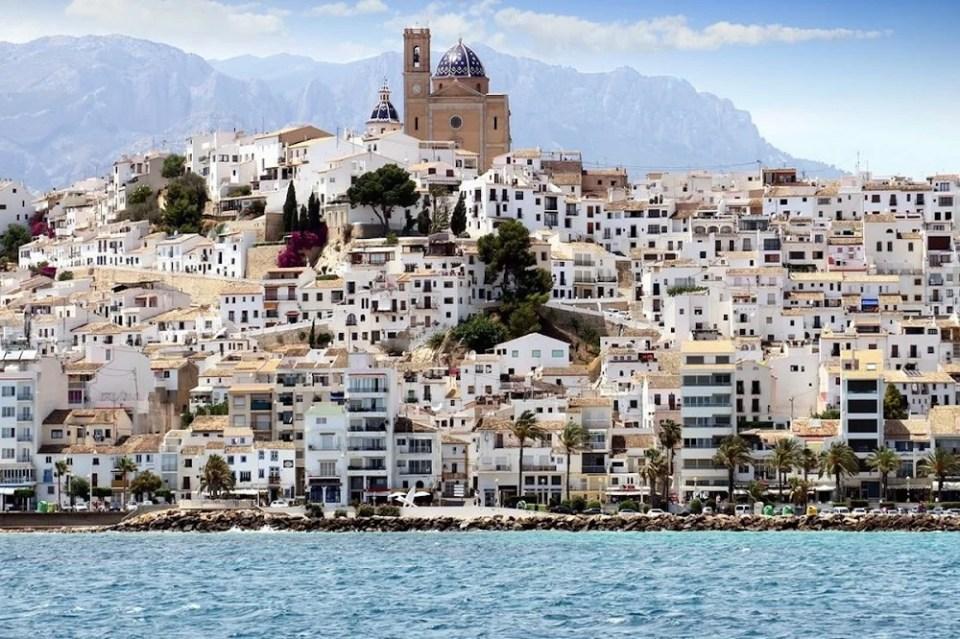 Altea es uno de los pueblos cerca de Valencia más bonitos de Alicante