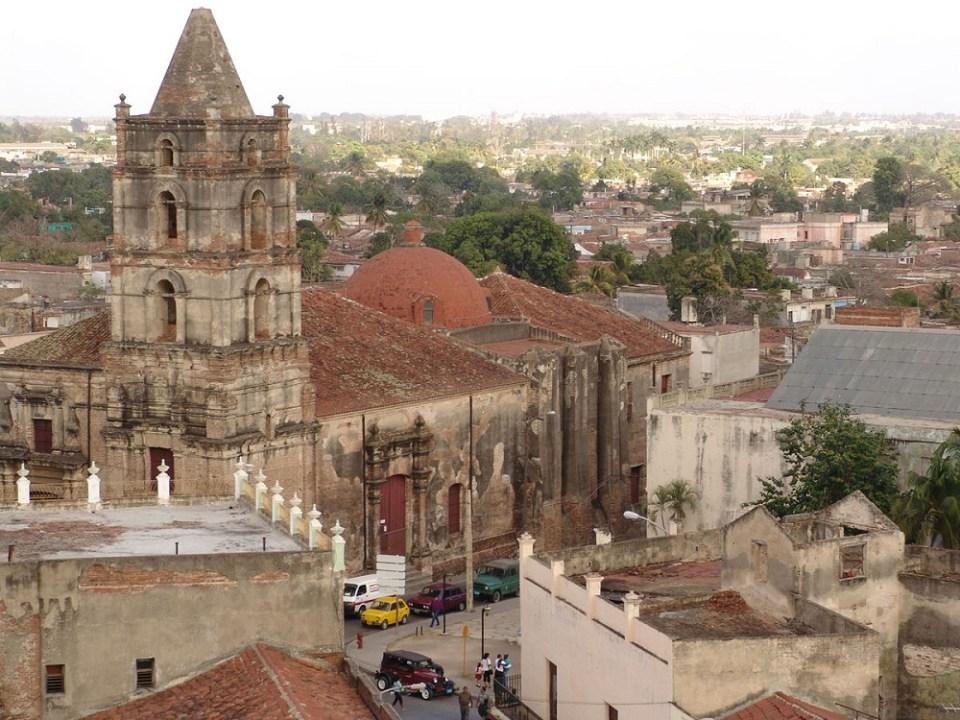 Las calles de Camagüey fueron construidas para proteger de los ataques piratas