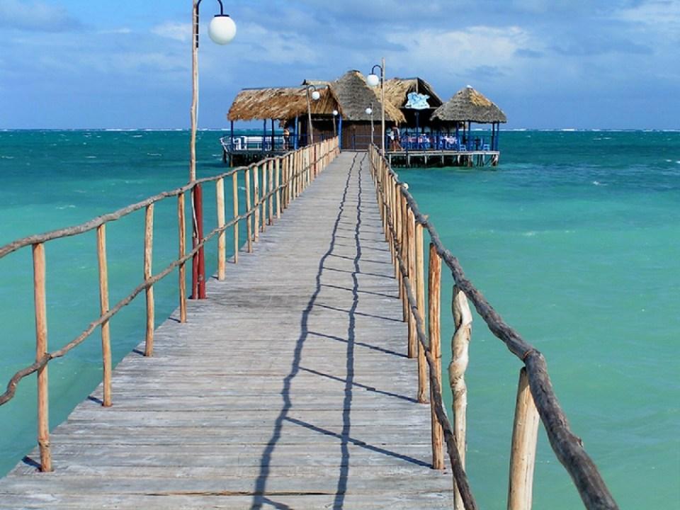 La playa Santa Lucía en Camagüey compite directamente con la de Varadero