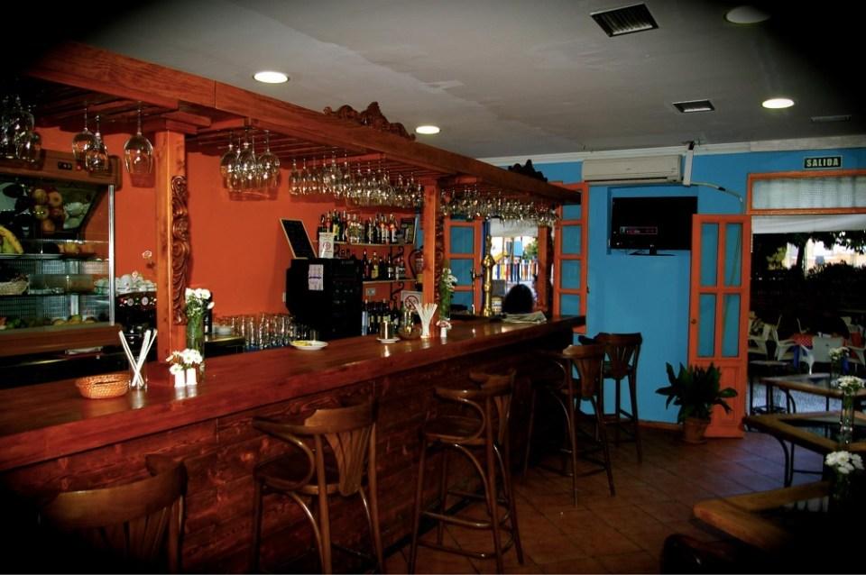 El Mesón Tabarka es uno de los mejores bares de tapas en Granada