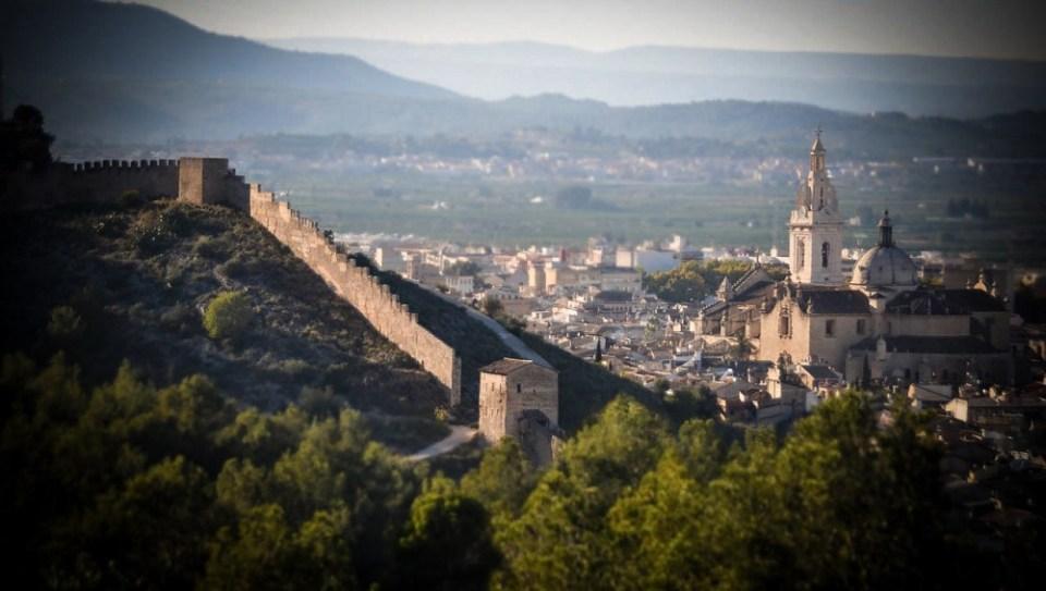 Xàtiva fue cuna de los Borgia