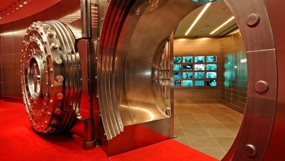 La bóveda de Coca Cola en Atlanta es uno de los lugares prohibidos del mundo al que nunca podrás acceder