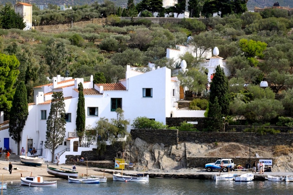 Casa Museo de Dalí