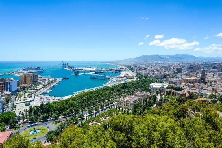 hoteles baratos en Málaga
