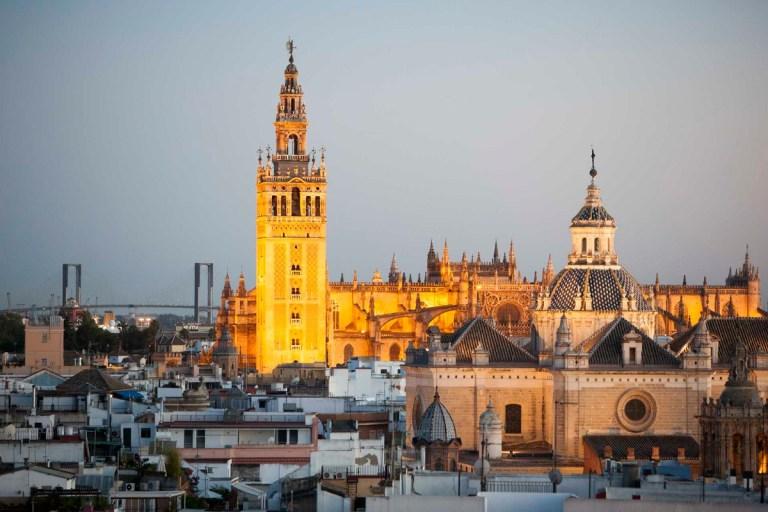 Hay hoteles baratos en Sevilla para todos los bolsillos