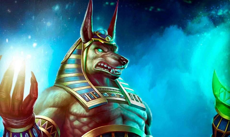 anubis dioses mitológicos
