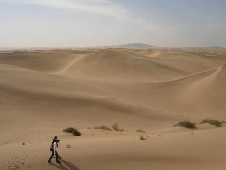 Si quieres iniciar tu viaje a Agartha, empieza por el desierto de Gobi
