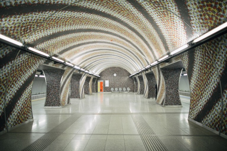 estaciones de metro curiosas