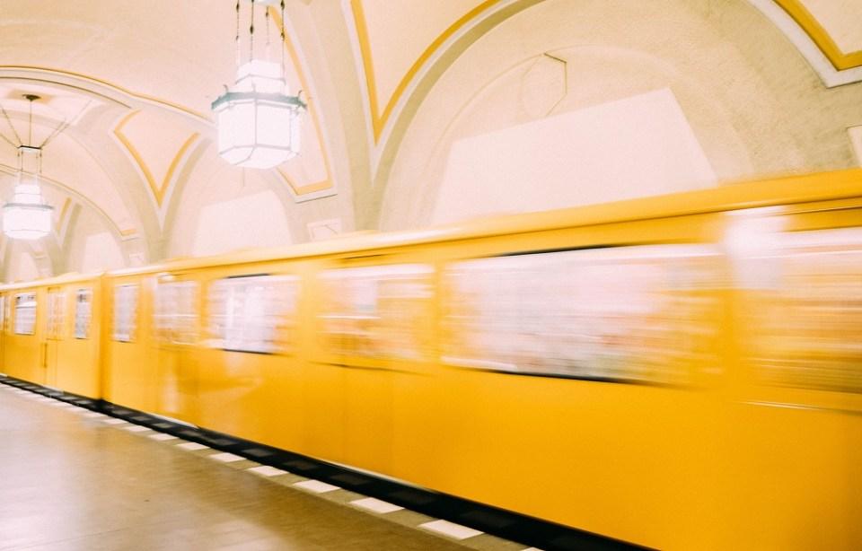 estaciones de metro lujosas