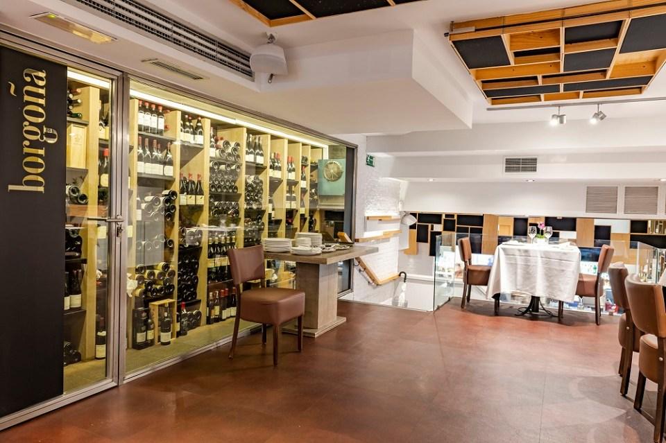 Taberna Laredo bar de tapas de Madrid