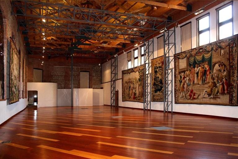 La Real Fábrica de Tapices fue inaugurada hace 300 años