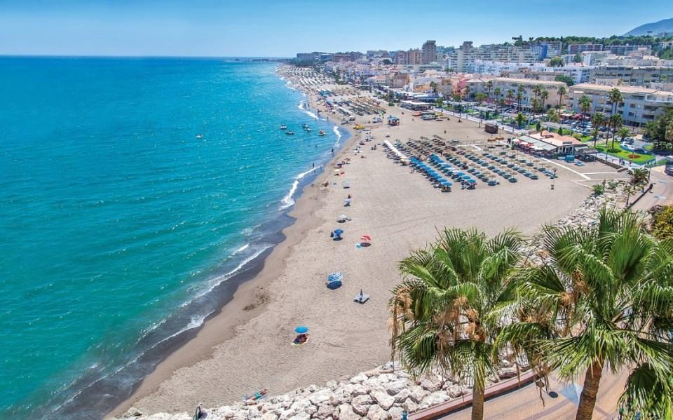 Torremolinos pueblos cerca de Málaga
