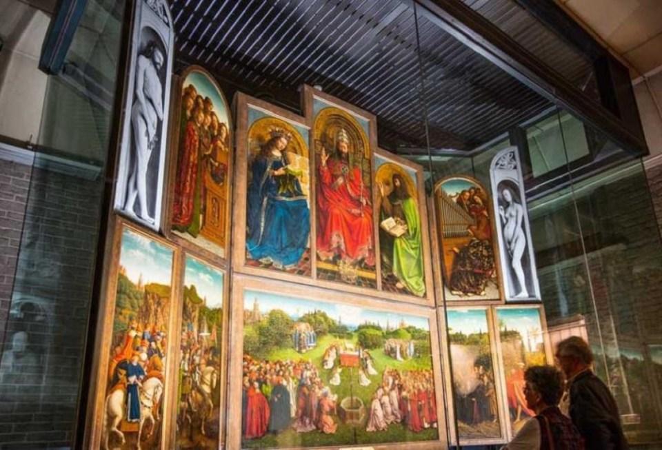 Museo Groeninge qué ver en Brujas