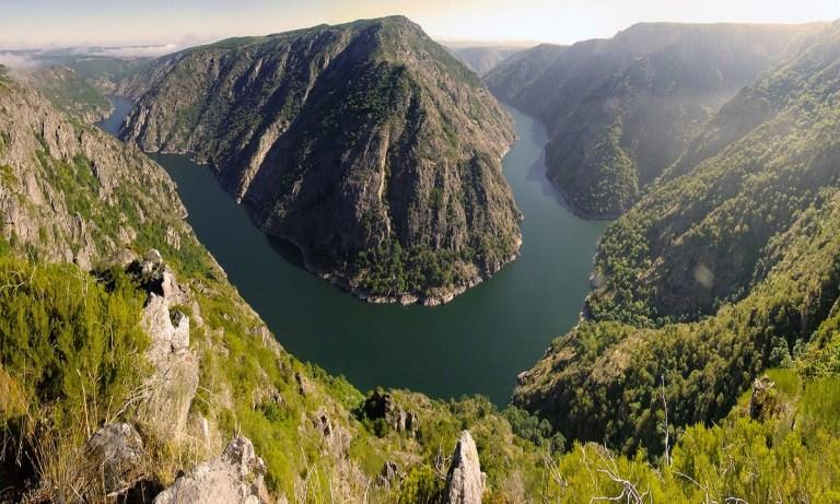 La ruta Ribeira Sacra es una de las más espectaculares de Galicia