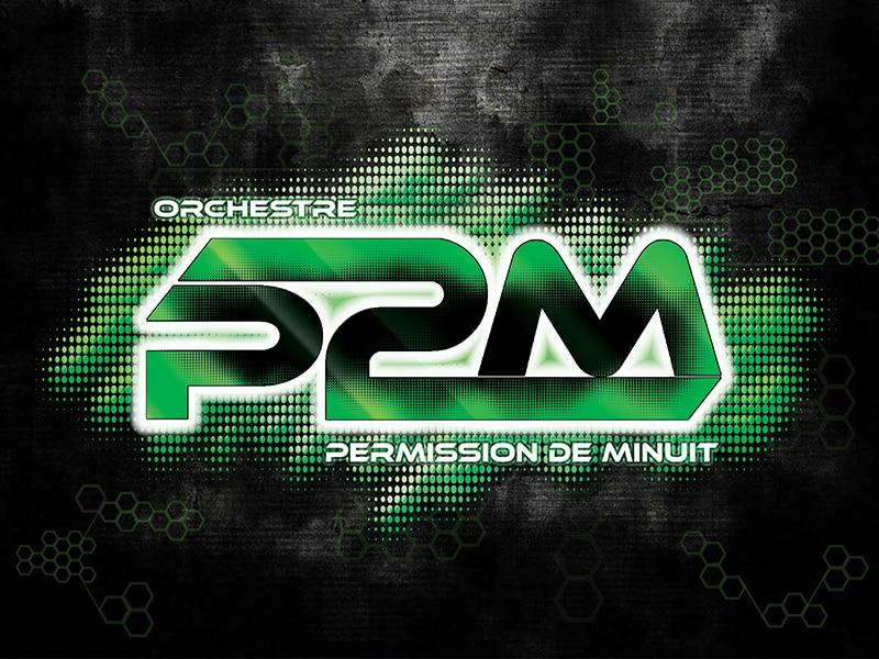 Logo Orchestre Permission de Minuit (P2M)
