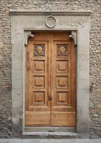 Texture - medieval old wood door 11 - Medieval Doors ...