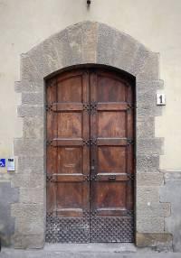 Texture - medieval old wood door 3 - Medieval Doors ...