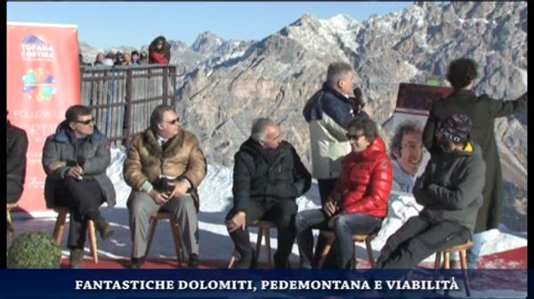 Cortina in Piazza