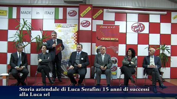 Luca srl – 15 anni di successi di Luca Serafin