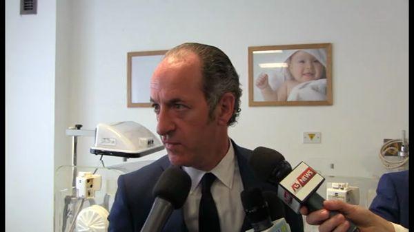 Strade e Pedemontana veneta, natalità a Portogruaro, il turismo a Bibione, la medicina rigenerativa