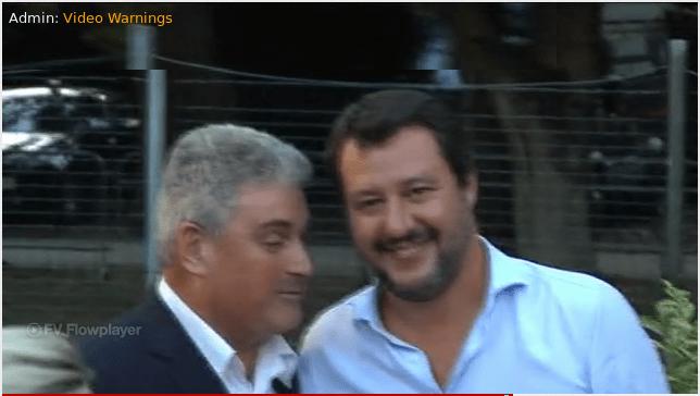 Interviste esclusive a Matteo Salvini e Mara Bizzotto a Conselve