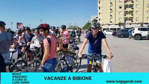 Vacanze a Bibione – puntata 55 – Cicloturistica con Pasqualino Codognotto