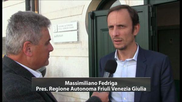Interviste a Fedriga, Riccardi, Rossi e Simon sulla Riforma della Sanità in FVG