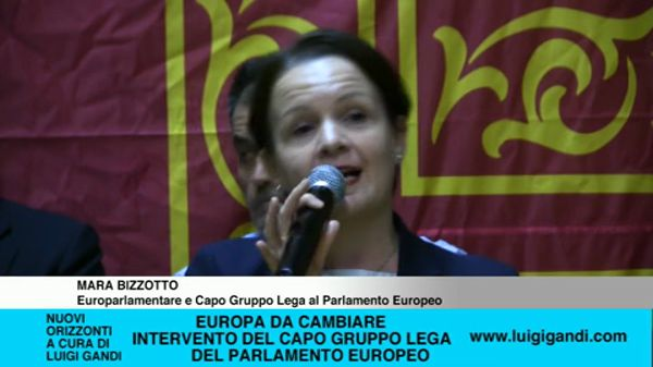 Europa da cambiare: Salvini, Bizzotto e Candura