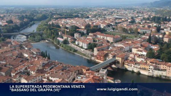 La Pedemontana Veneta – Bassano del Grappa