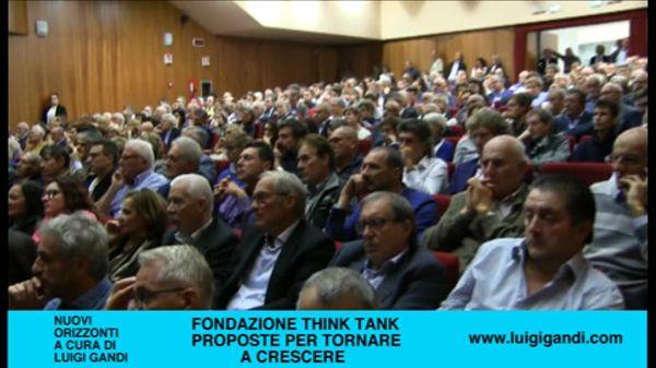Vacanze a Bibione – puntata 62 – Fondazione Think Tank – Soluzioni per uscire dalla crisi