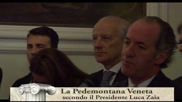La Pedemontana Veneta secondo Luca Zaia