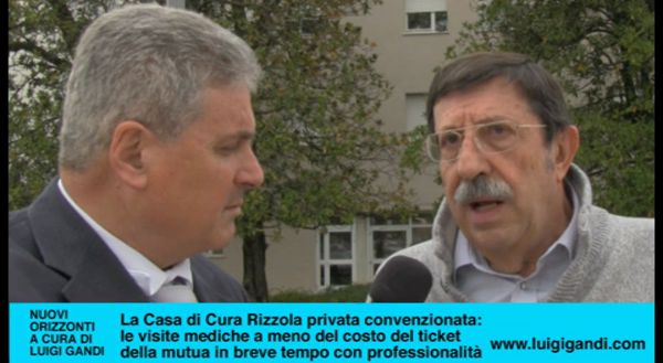 Casa di Cura Rizzola, visite mediche a minor costo del Ticket
