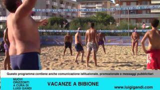 Vancaze a Bibione 2019 – puntata 2 – Spiaggia 2019
