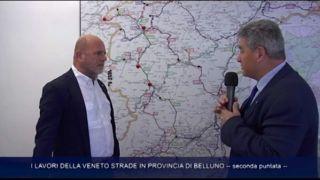 I lavori della Veneto Strade in Provincia di Belluno – seconda puntata – Michele Artusato