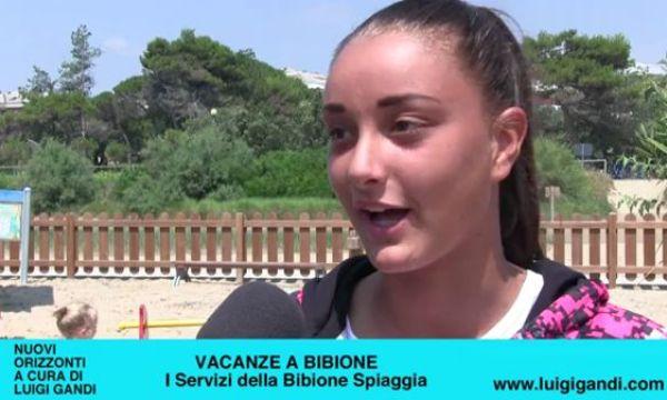Vacanze a Bibione 2019 – puntata 13 – Servizi Bibione Spiagge