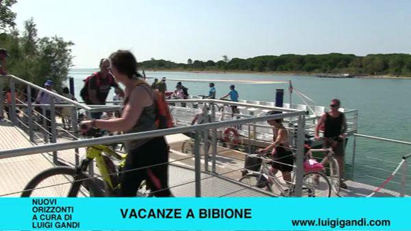 Vacanze a Bibione 2019 – puntata 17 – Passo Barca sul Tagliamento fra Lignano e Bibione