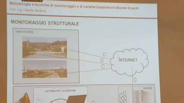 Sistema di monitoraggio dei ponti e delle gallerie – Veneto Strade