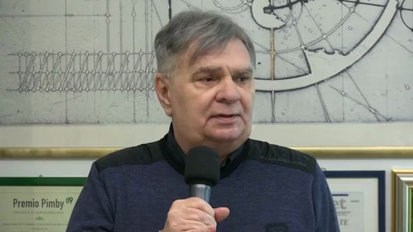 Intervista a Silvano Vernizzi sui lavori di Veneto Strade nel bellunese