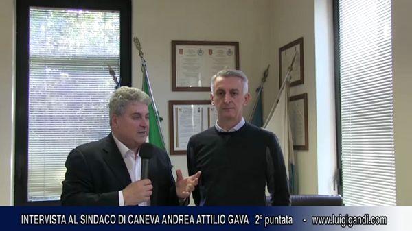 Intervista al Sindaco di Caneva – Andrea Attilio Gava