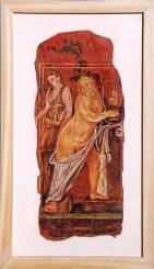 arch.n. 162 Encausto su tela,cm 35x60 – anno 2001