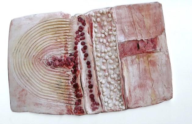 arch.n. 539 Rinascita 36 gres, cm 33x22 - anno 2003